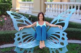 Maura Sweeney at Ritz Carlton Hotel in Naples, Florida